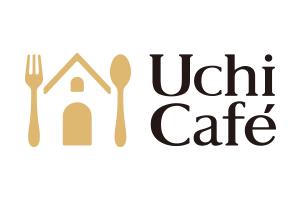 ウチカフェのロゴ